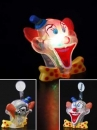 LED Blinkies Clown with safety pin