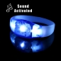 Preview: sound activated led bracelet